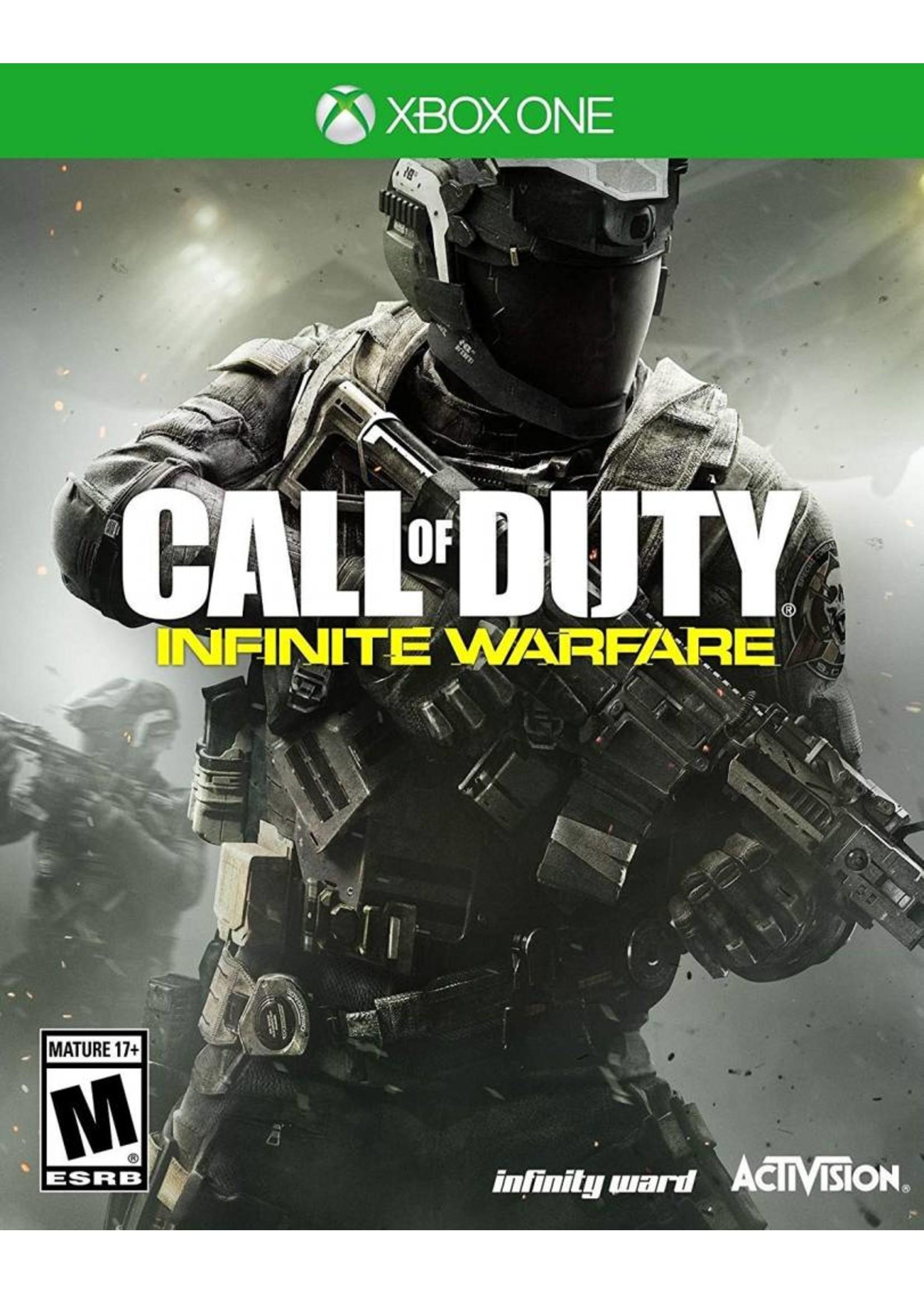 Call of Duty: Infinite Warfare - XBOne PrePlayed