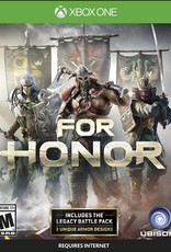 For Honor - XBOne PrePlayed