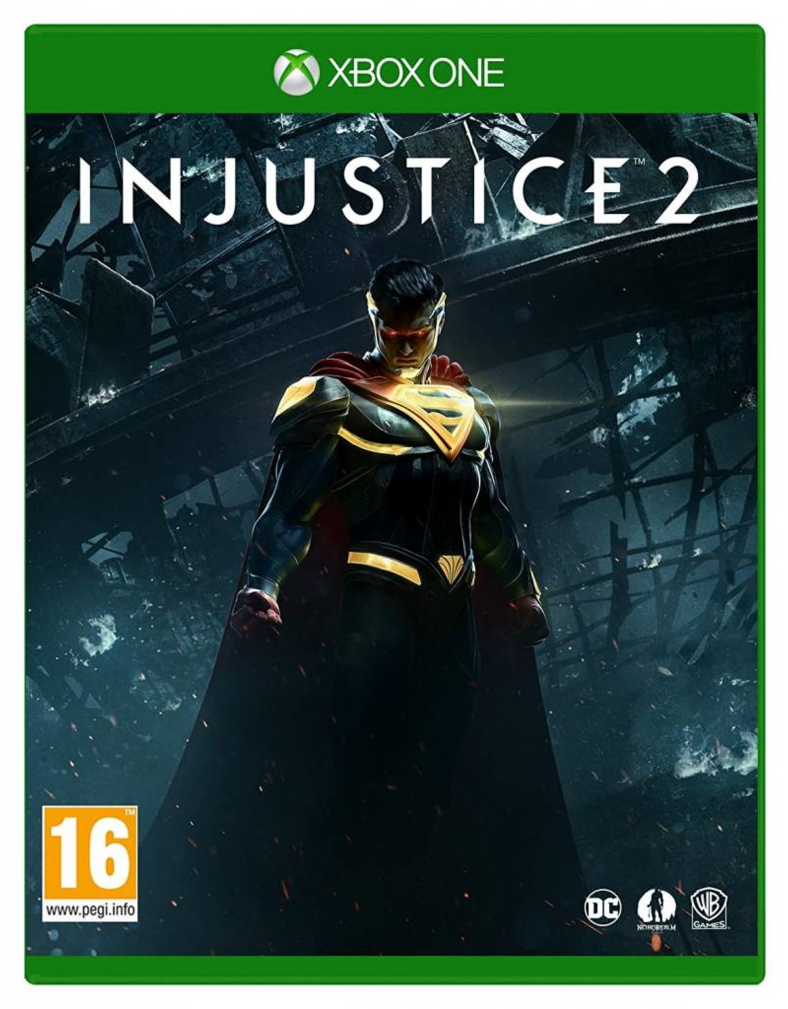 Injustice 2 - XBOne PrePlayed