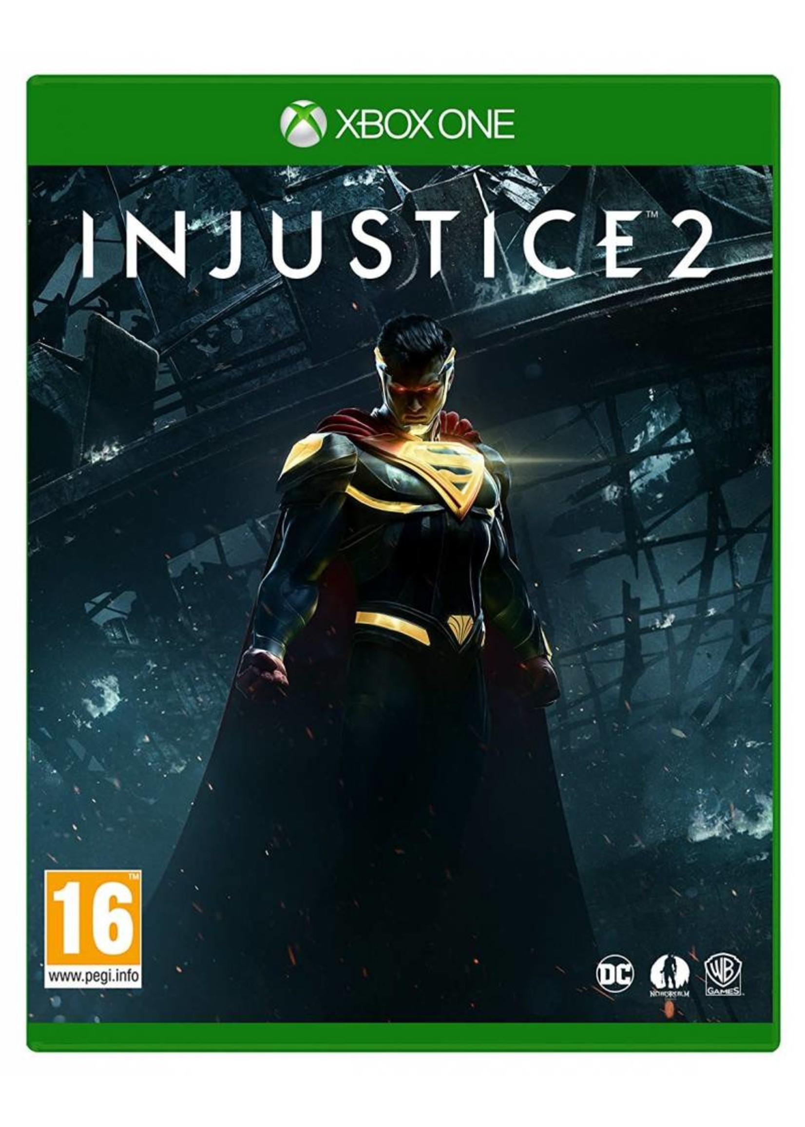 Injustice 2 - XBOne PrePlayed