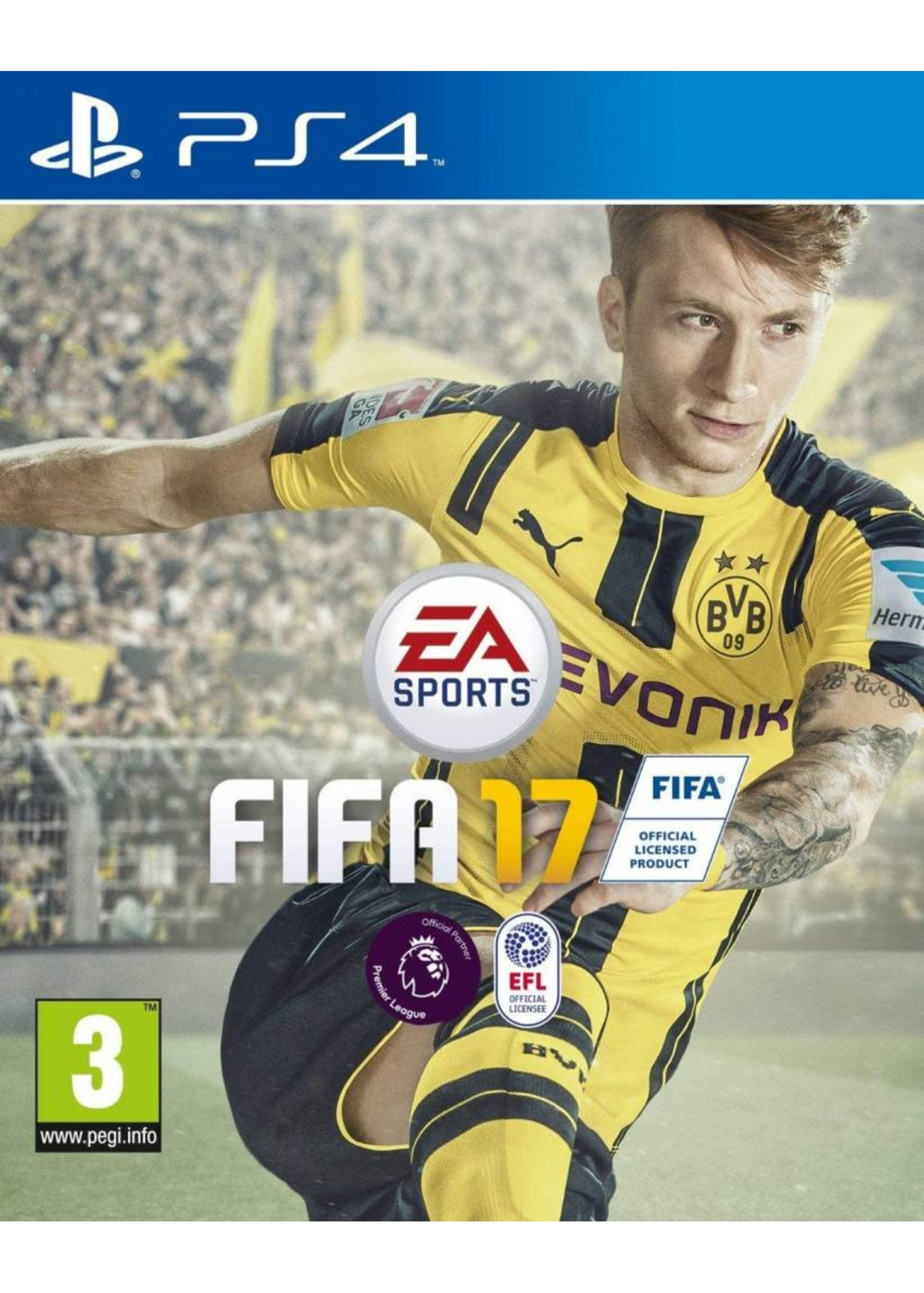 FIFA 17 - PS4 PrePlayed