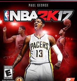 NBA 2K17 - PS3 PrePlayed