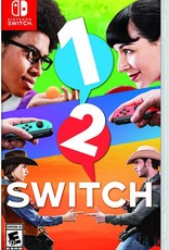 1 2 Switch - SWITCH PrePlayed