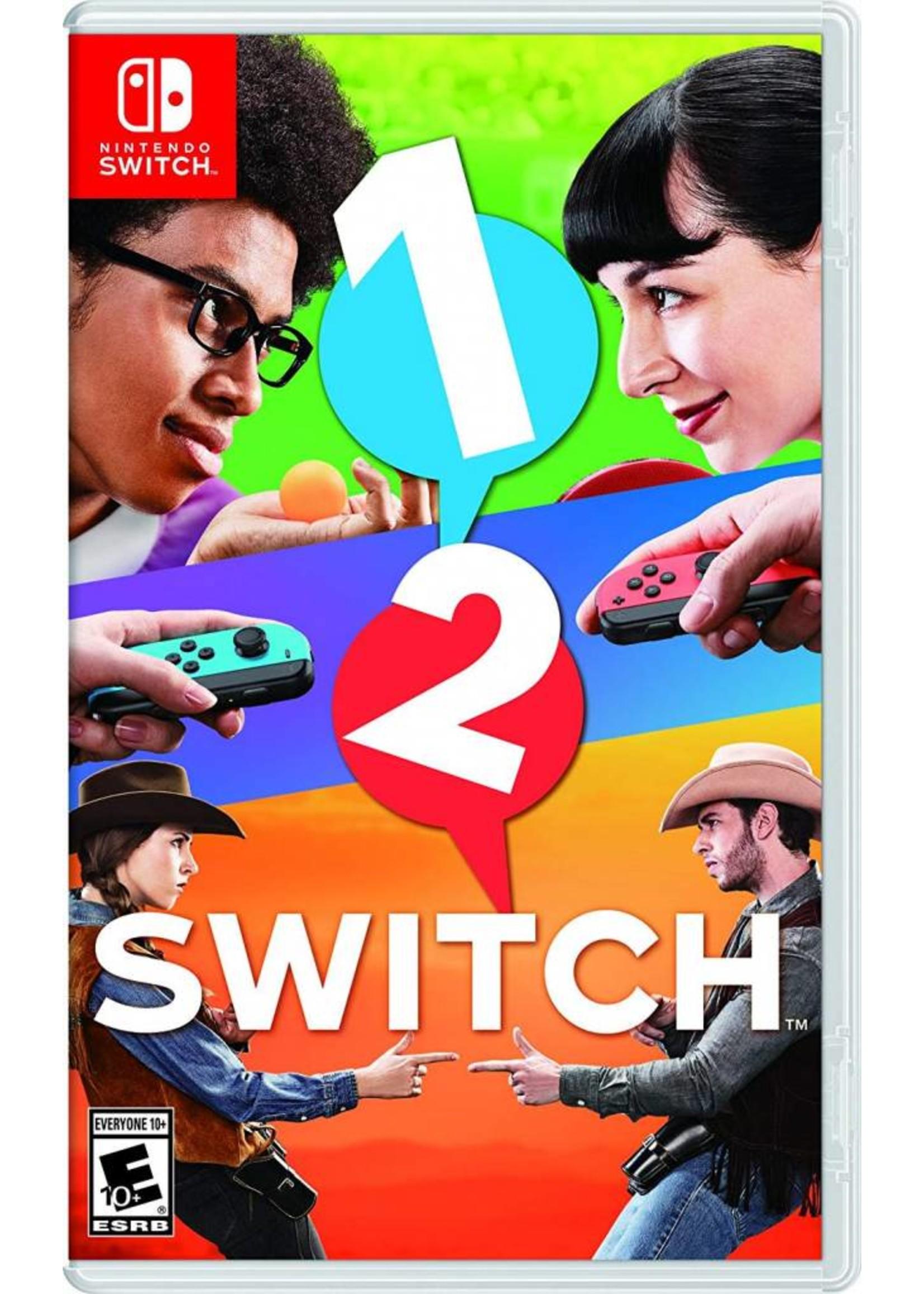 1 2 Switch - SWITCH PrePlayed