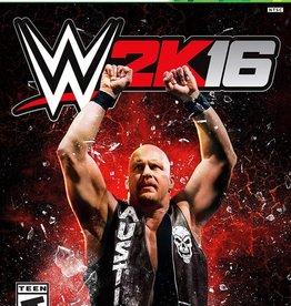 WWE 2K16 - XB360 PrePlayed