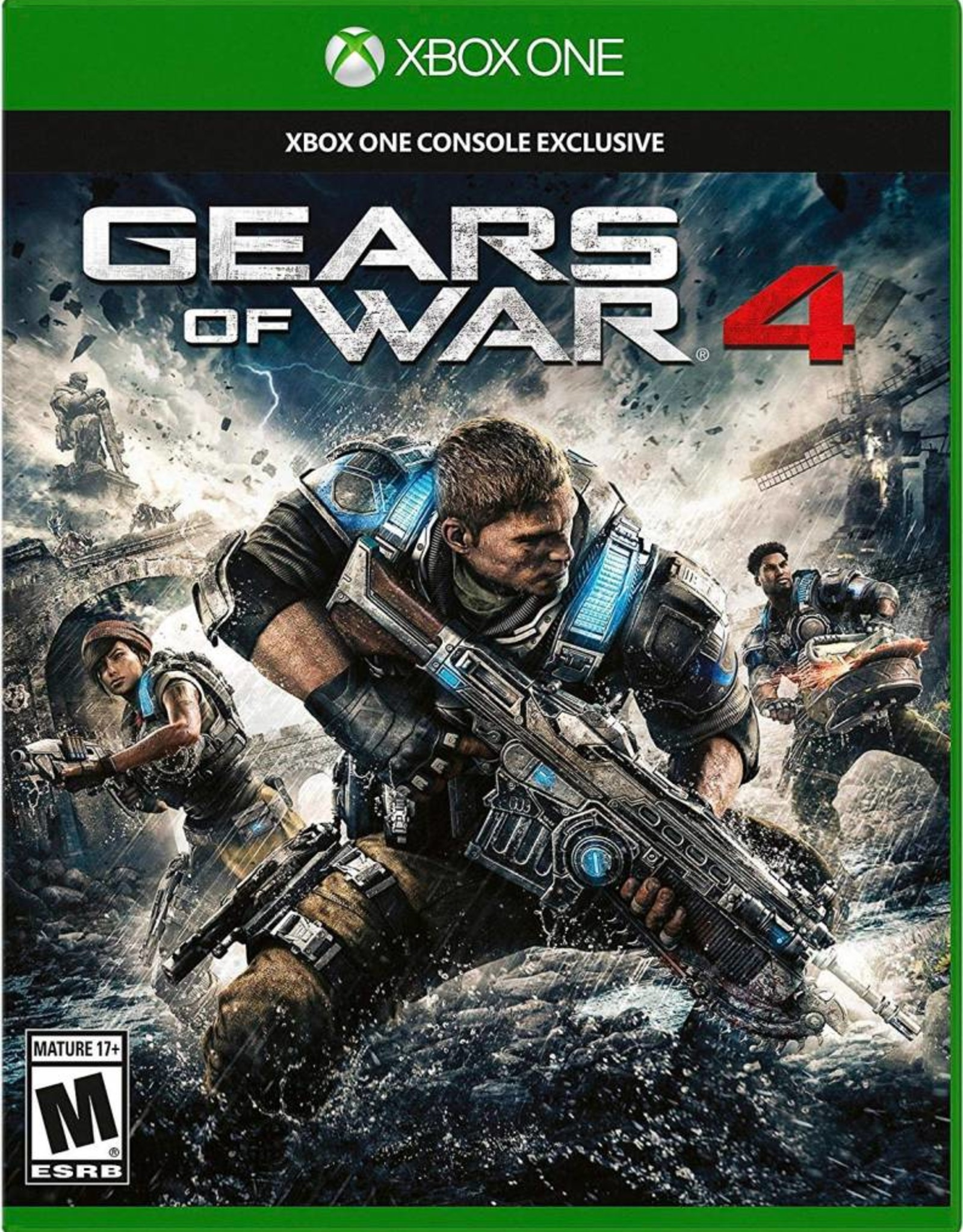 Gears of War 4 - XBOne PrePlayed