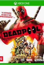 Deadpool - XBOne PrePlayed