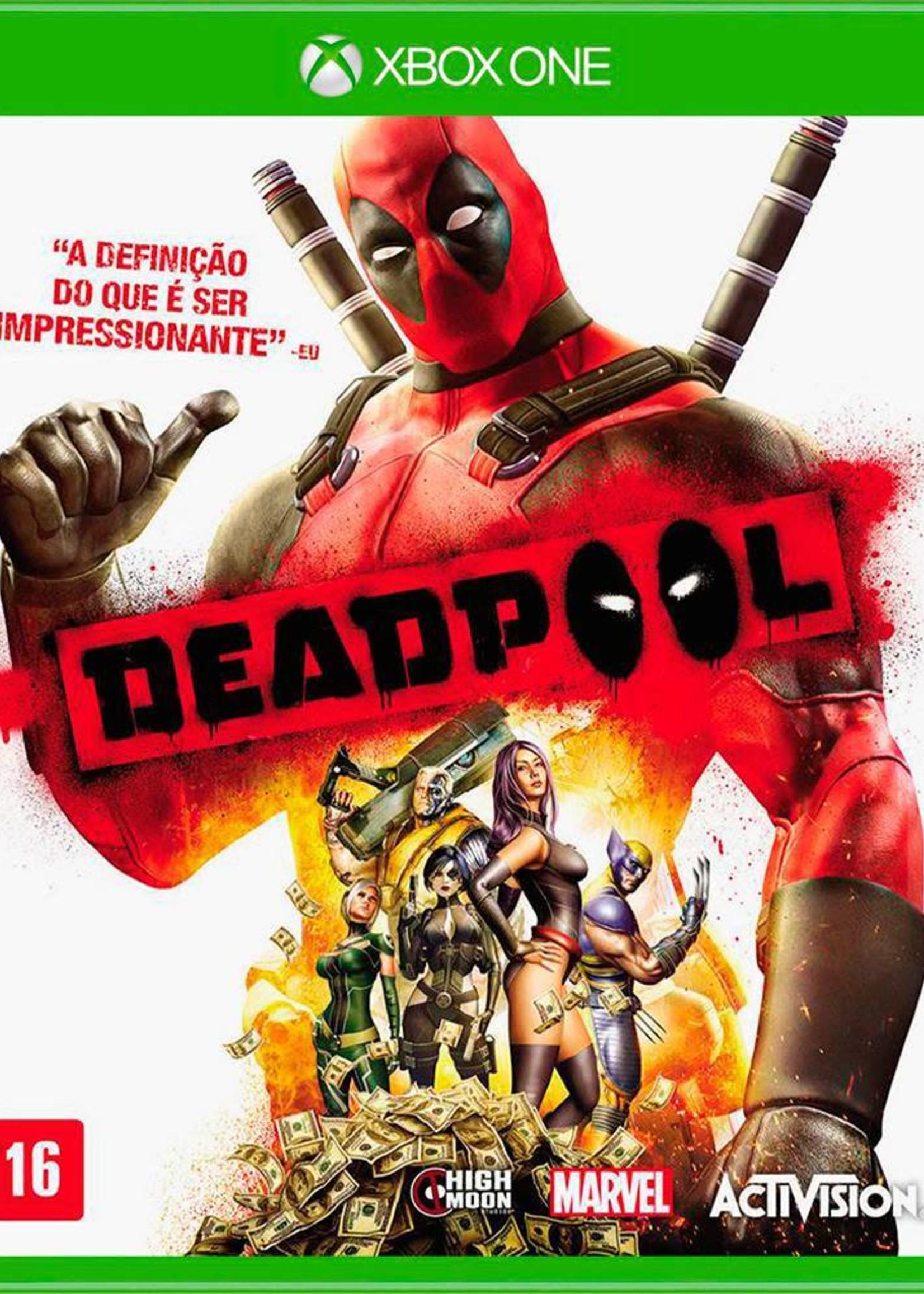 Deadpool - XBOne PrePlayed