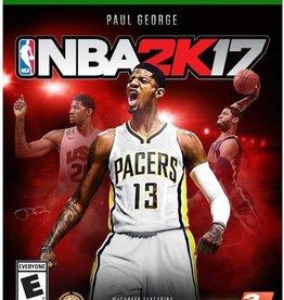 NBA 2K17 - XBOne PrePlayed