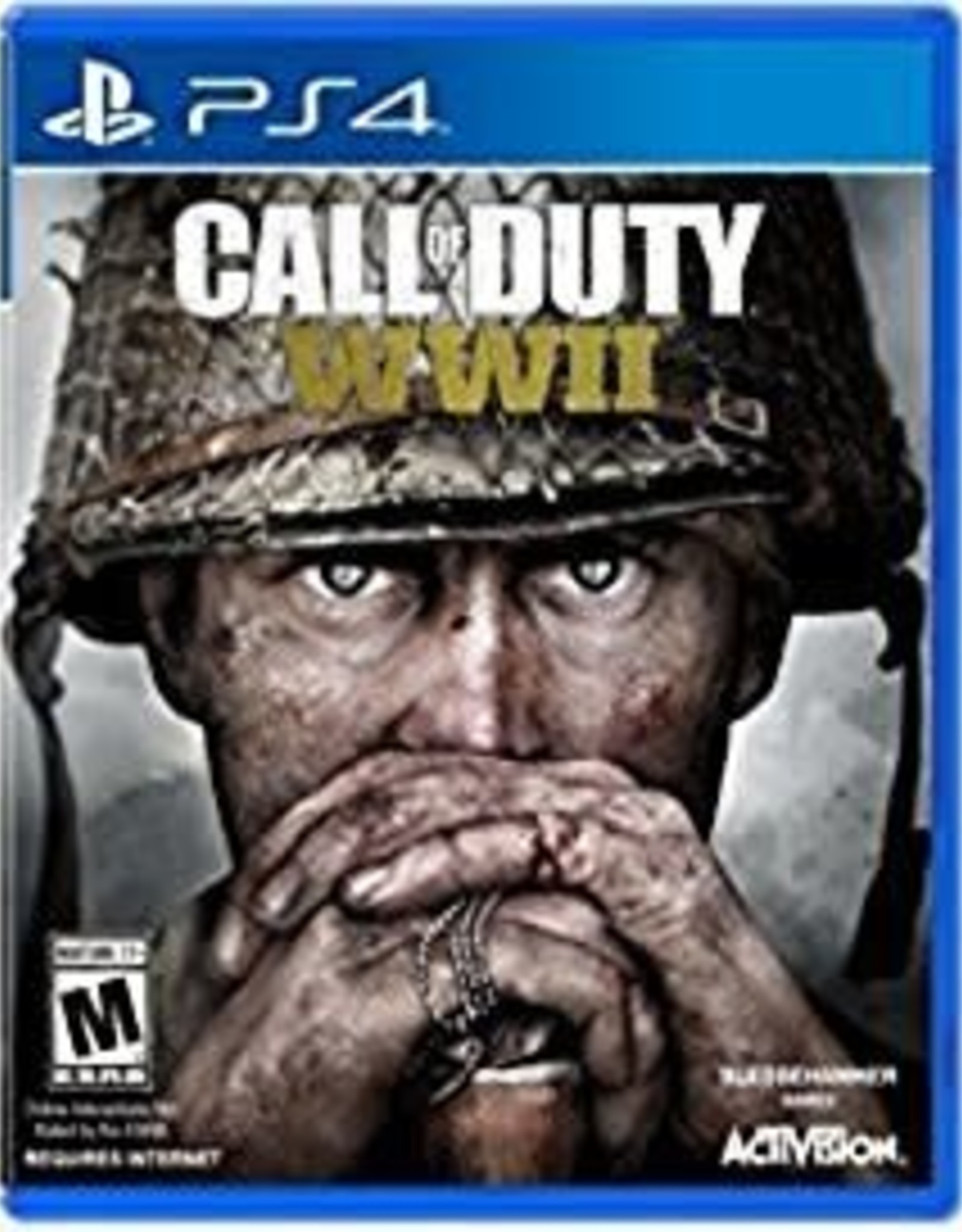 Call of Duty: WWII - PS4 PrePlayed