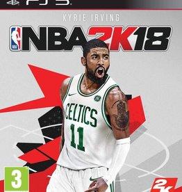 NBA 2K18 - PS3 PrePlayed