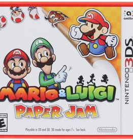 Mario & Luigi: Paper Jam - 3DS PrePlayed
