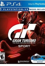 GT Sport - PS4 PrePlayed