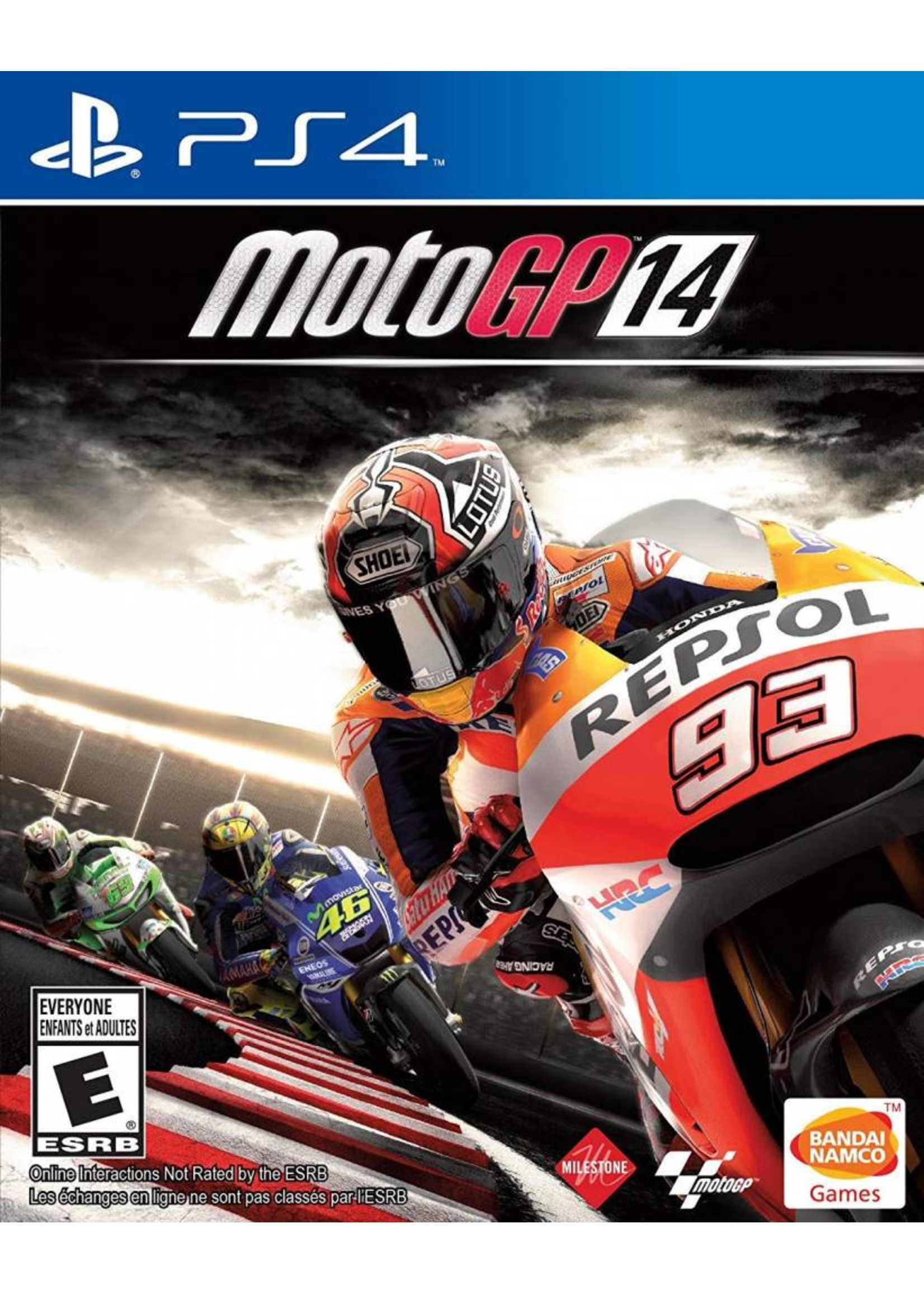 Moto GP 14 - PS4 PrePlayed