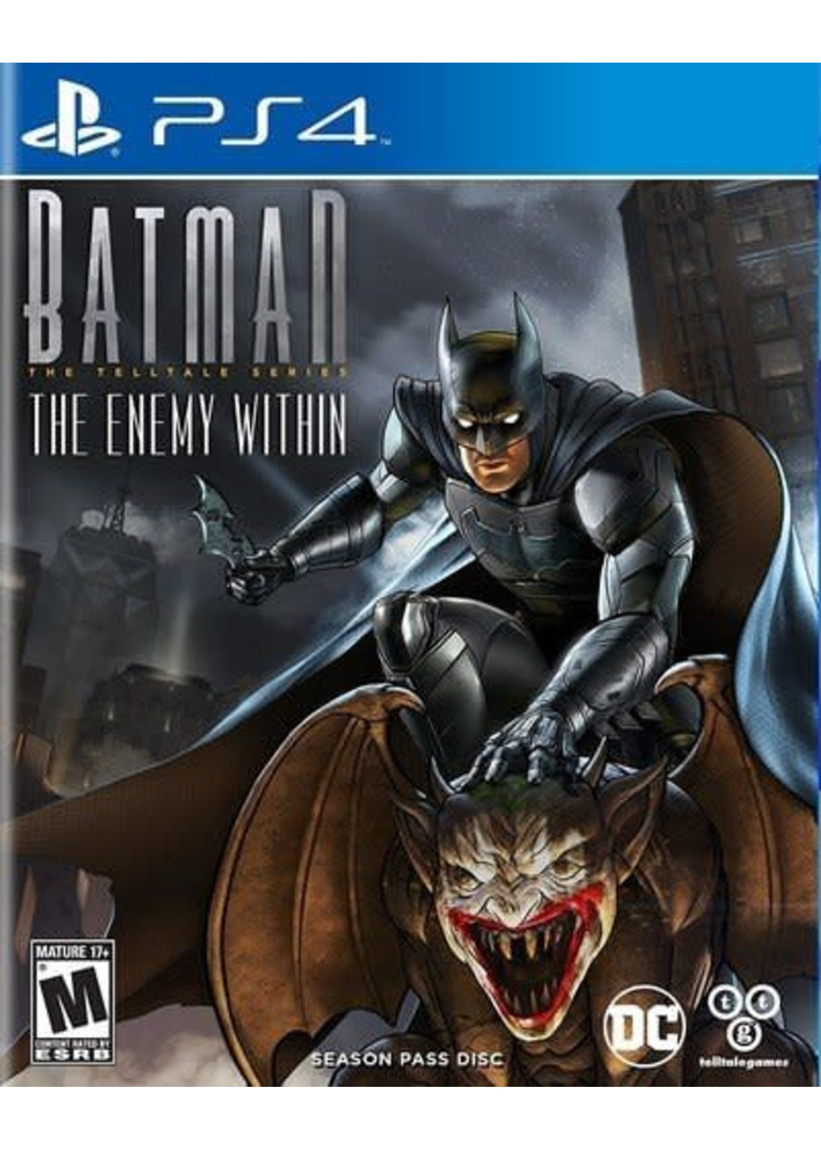 Batman: Enemy Within - PS4 PrePlayed
