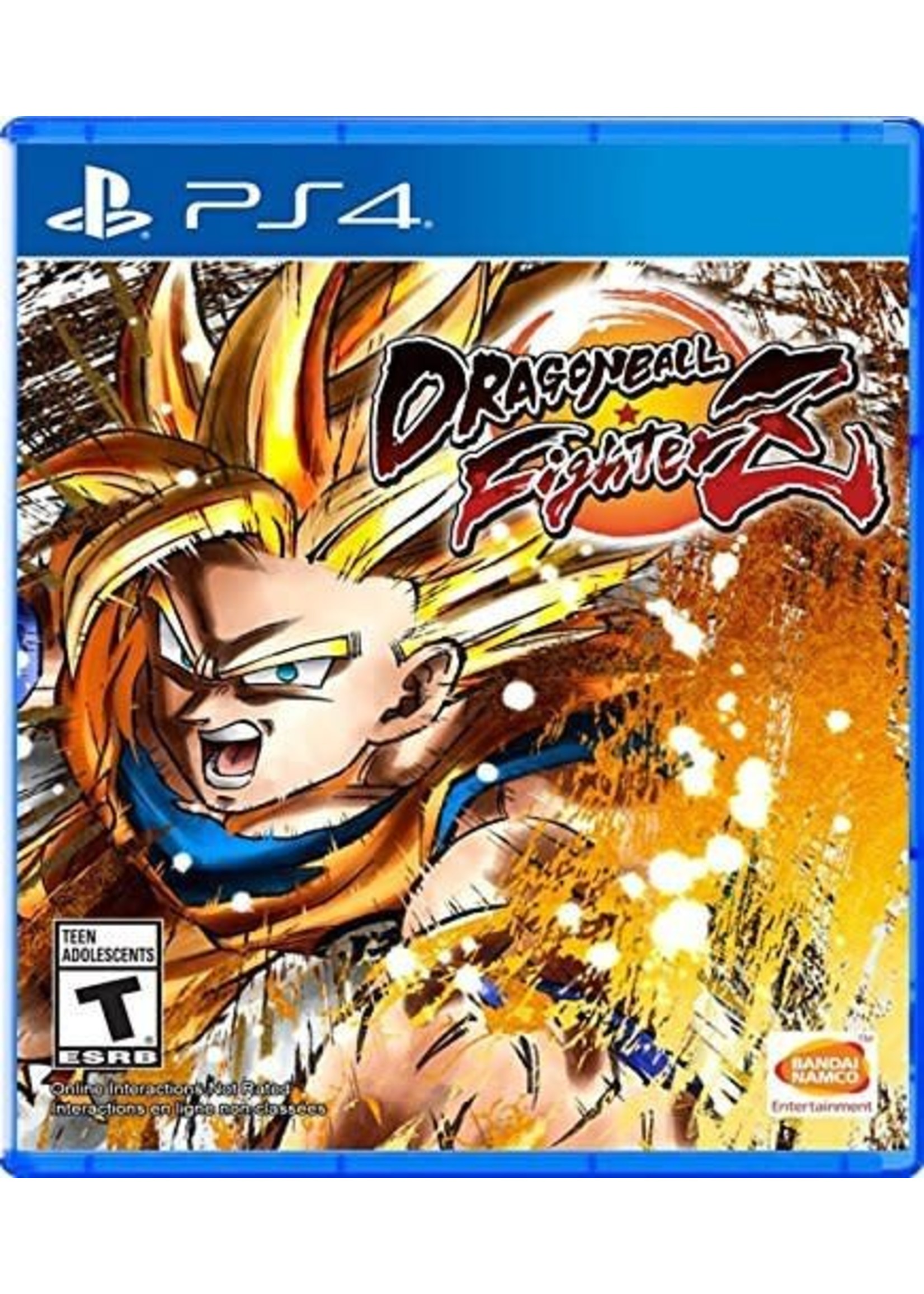 Dragon Ball Fighter Z - PS4 PrePlayed