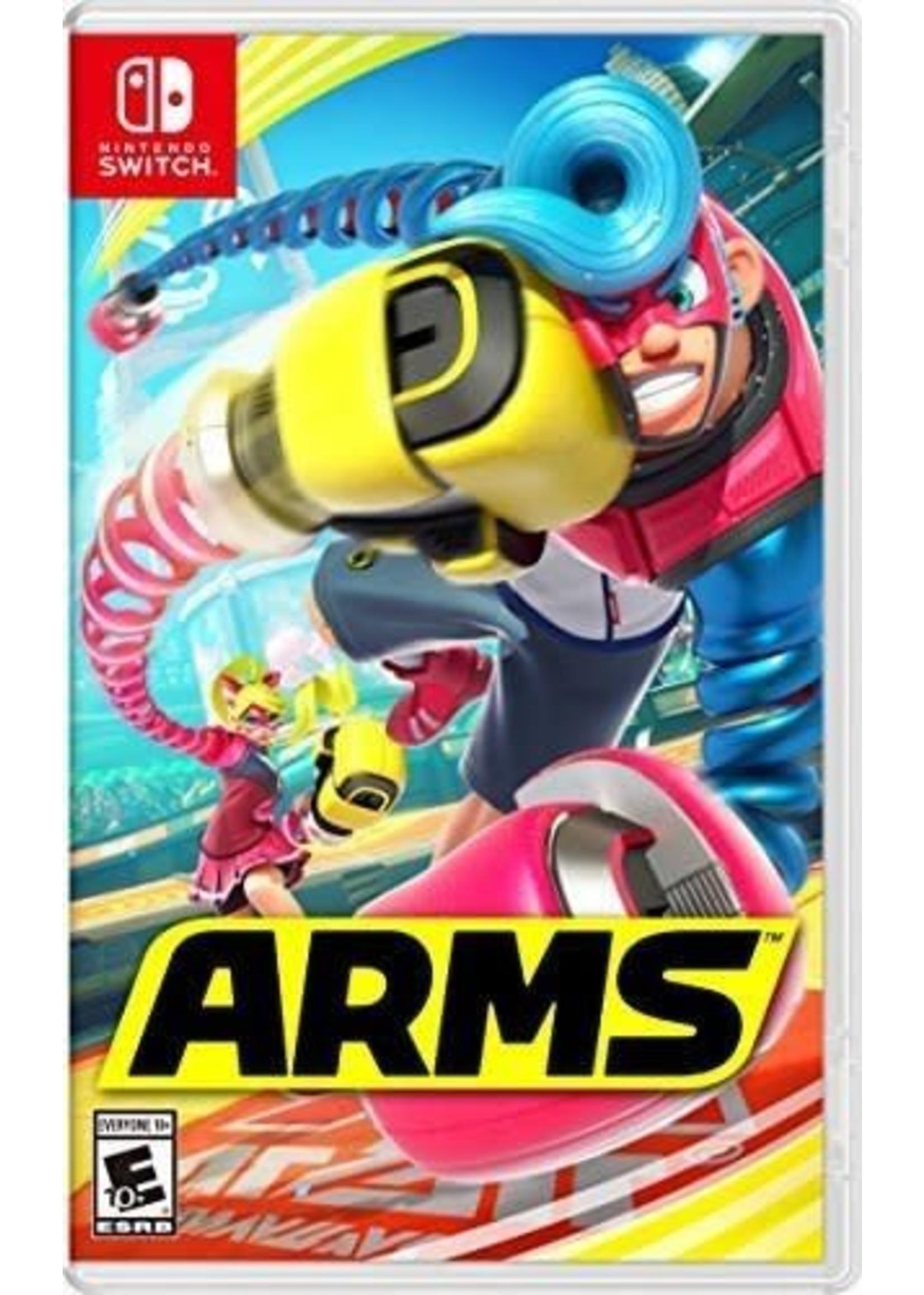 ARMS - SWITCH PrePlayed
