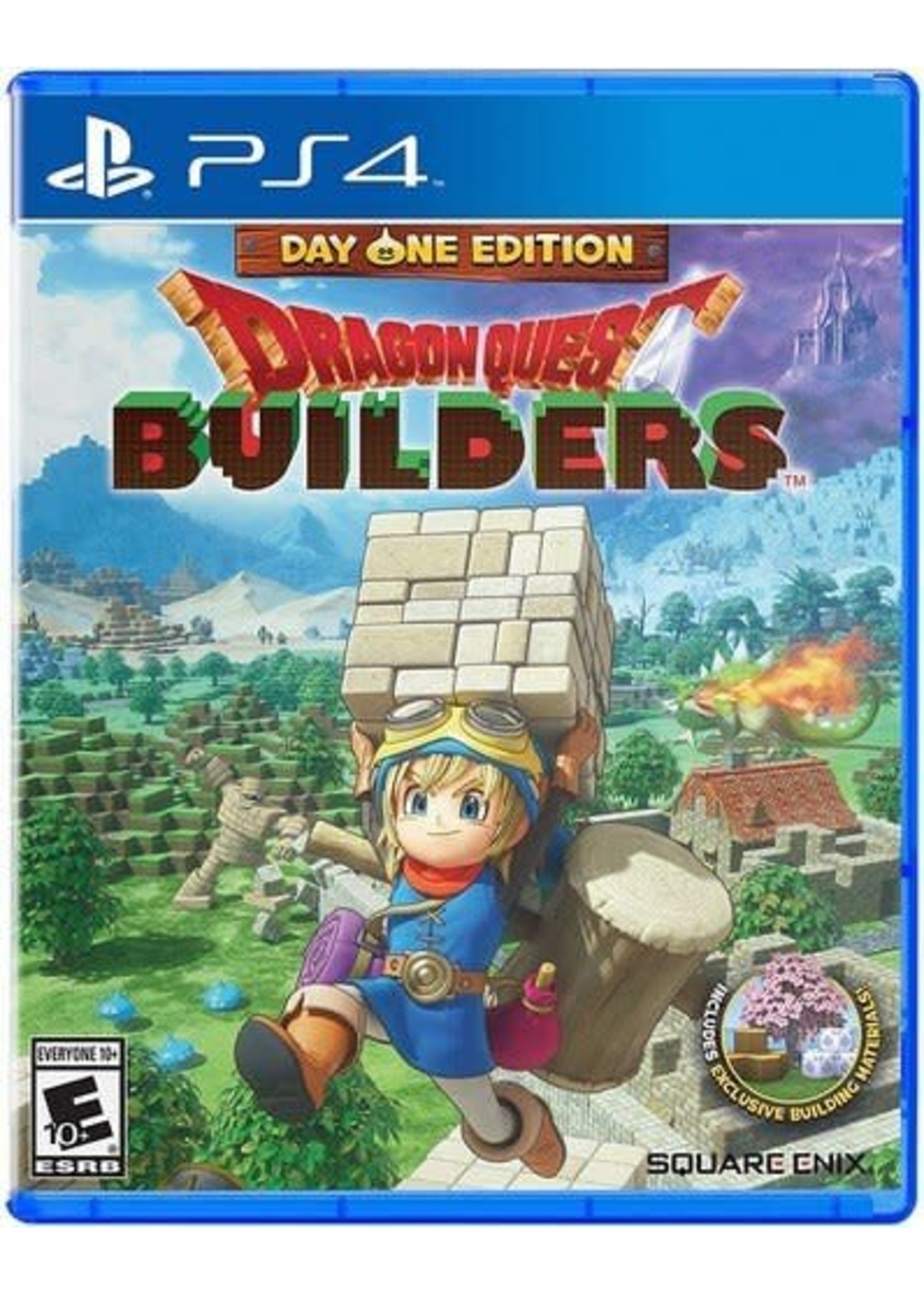 Dragon Quest Builders - PS4 PrePlayed