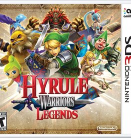 Hyrule Warriors - 3DS PrePlayed