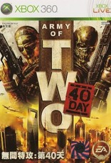 Army Of Two: 40th Day - XB360 PrePlayed