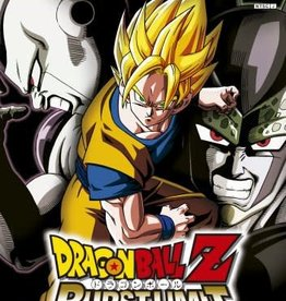Dragon Ball Z: Burst Limit - XB360 PrePlayed