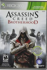 Assassin's Creed Brotherhood - XB360 PrePlayed