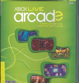 XBOX Live Arcade - XB360 PrePlayed