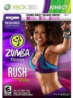 Zumba Fitness Rush - XB360 PrePlayed