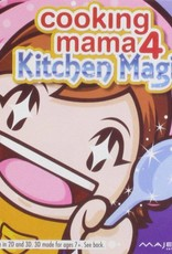 Cooking Mama 4: Kitchen Magic - 3DS PrePlayed