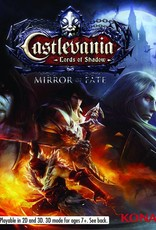 Castlevania: Mirror of Fate - 3DS PrePlayed