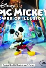 Epic Mickey: Power of Illusion - 3DS PrePlayed