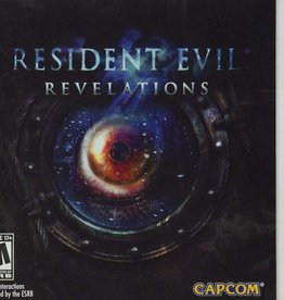 534691ddcab8f3 Resident Evil Revelations - 3DS PrePlayed