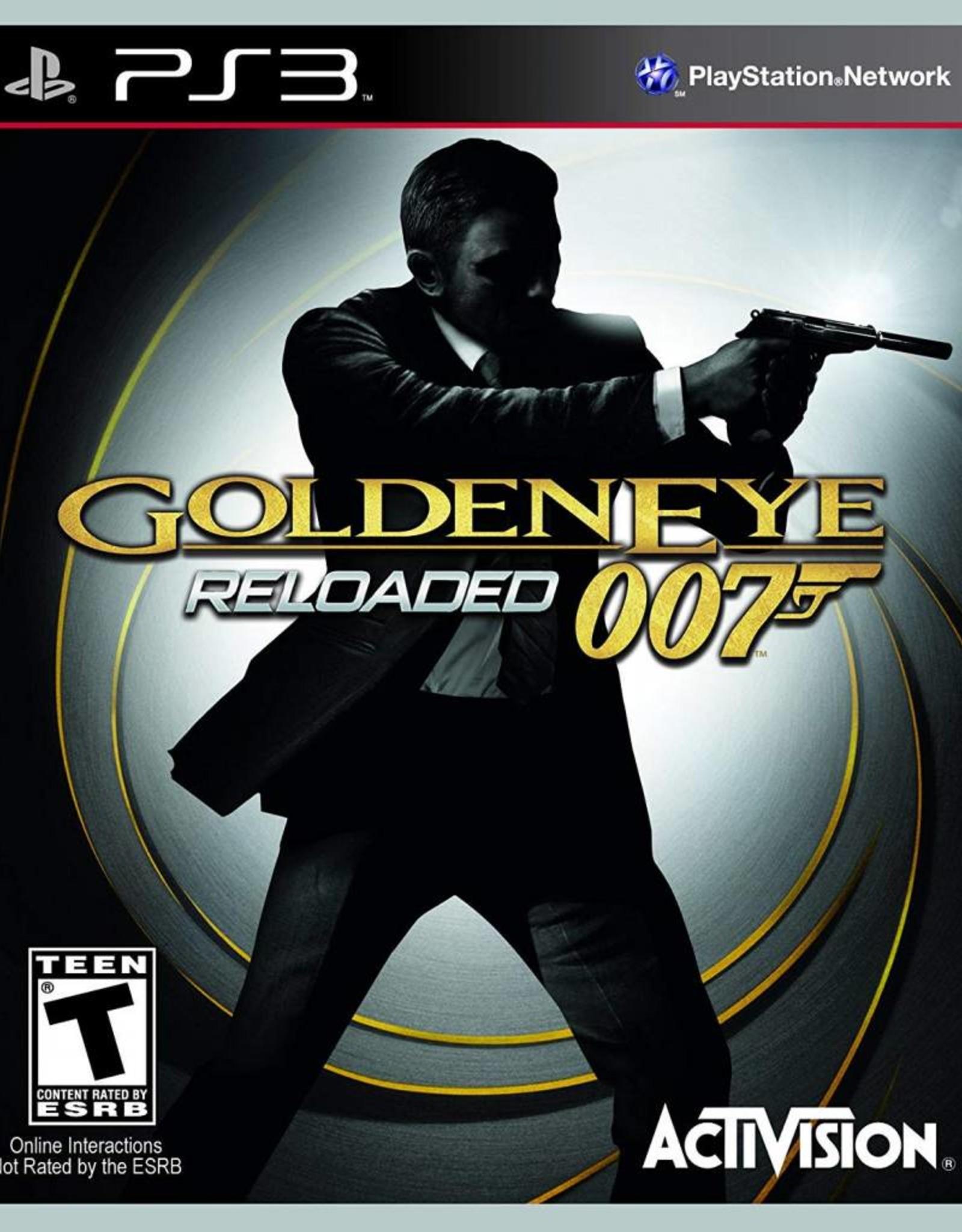 007: Goldeneye Reloaded - PS3 PrePlayed