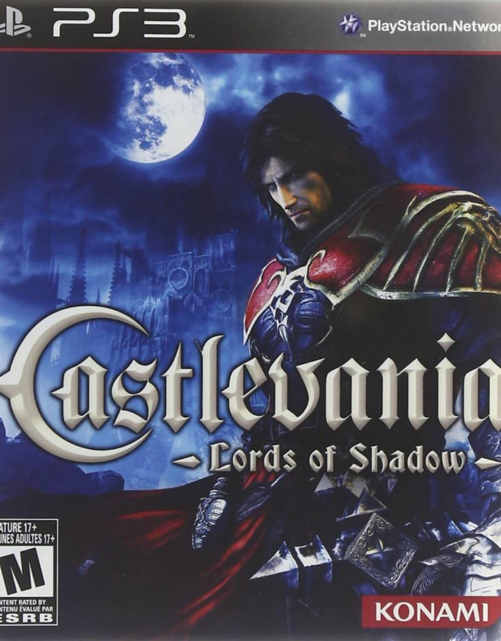 Castlevania: Lords of Shadow - PS3 PrePlayed