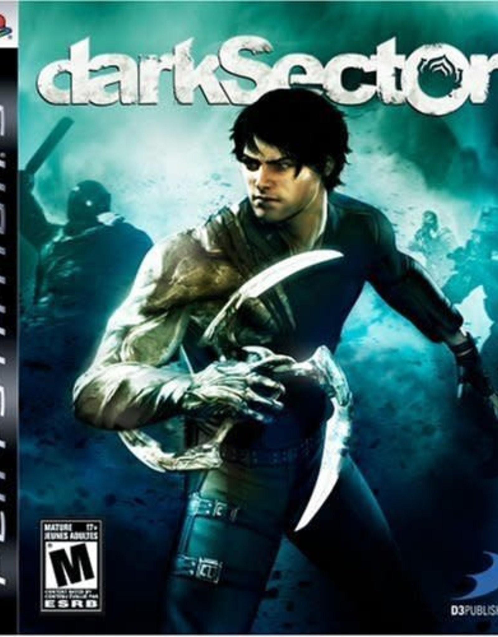 Dark Sector - PS3 PrePlayed