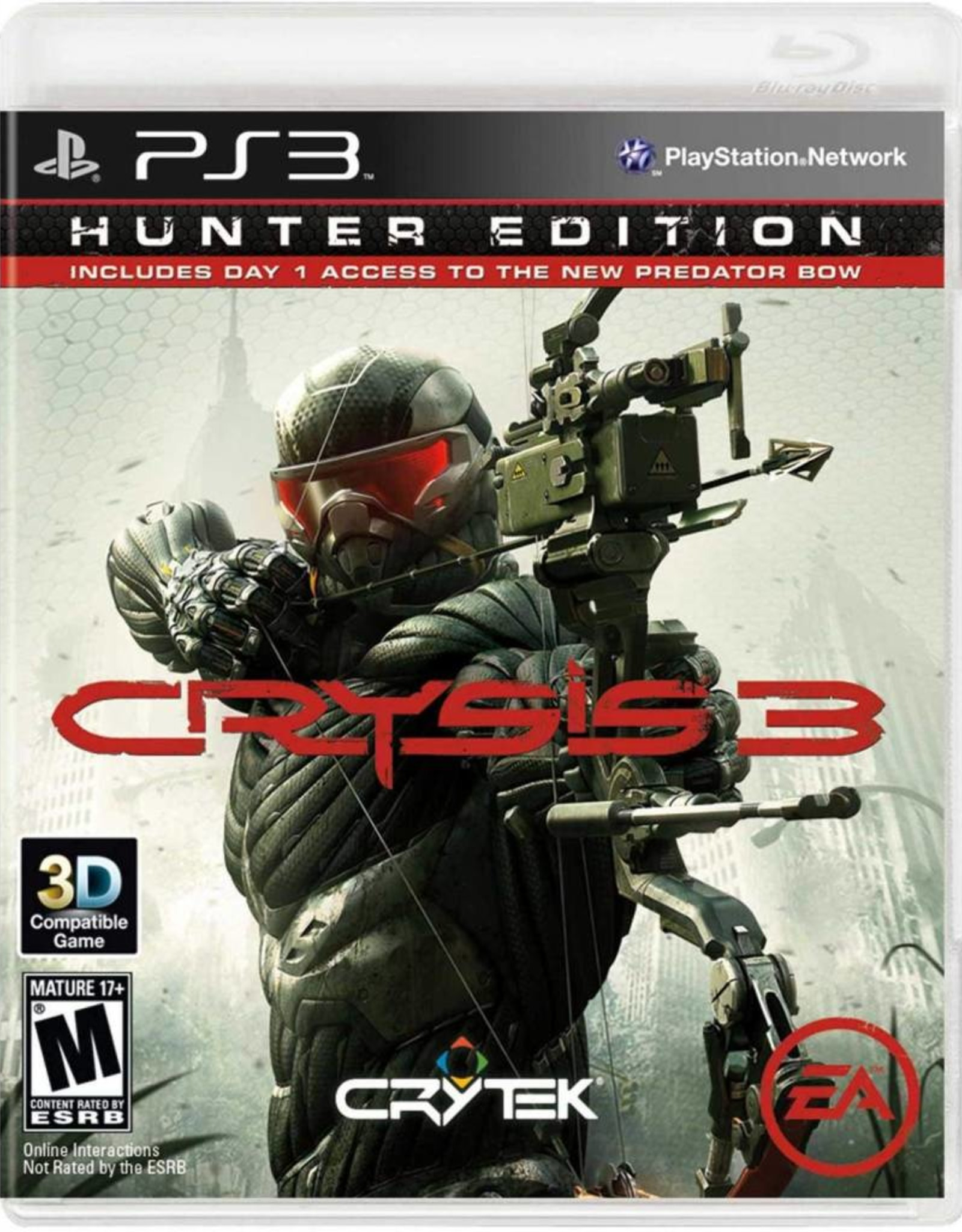 Crysis 3 - PS3 PrePlayed
