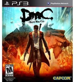 Devil May Cry - PS3 PrePlayed