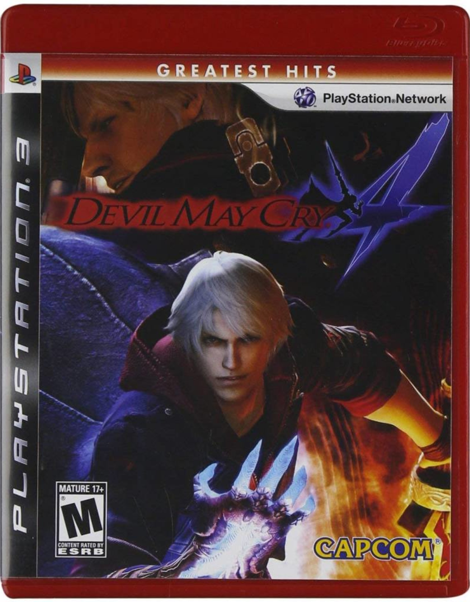 Devil May Cry 4 - PS3 PrePlayed