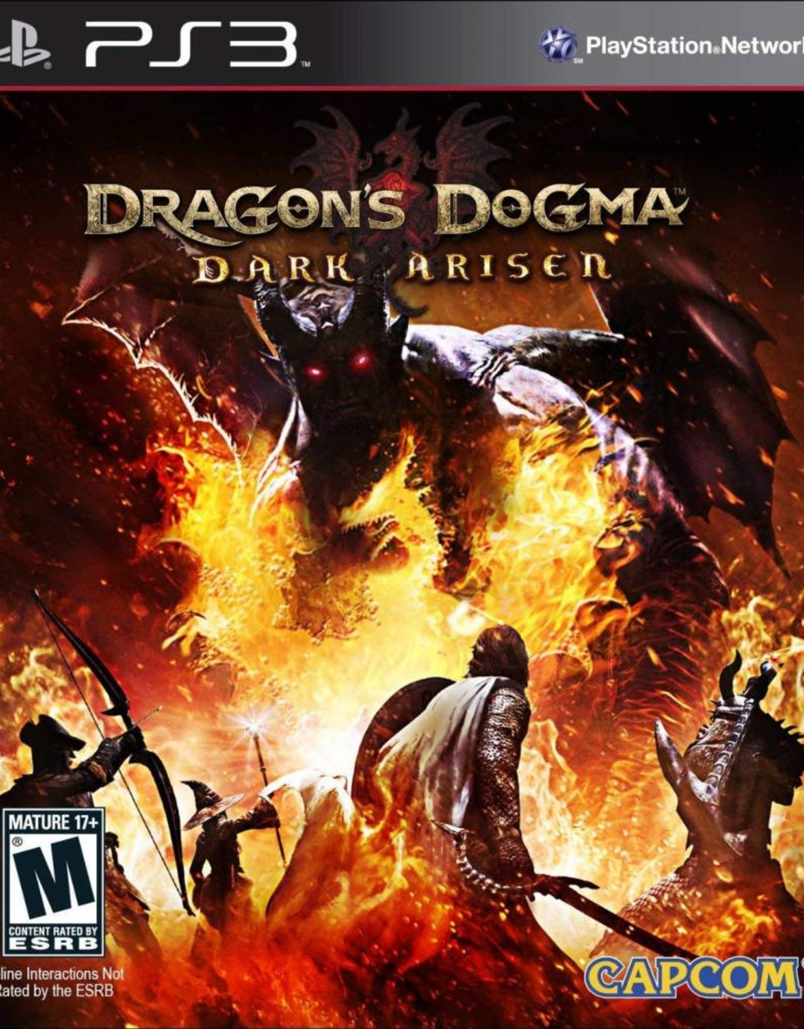 Dragon's Dogma - PS3 PrePlayed