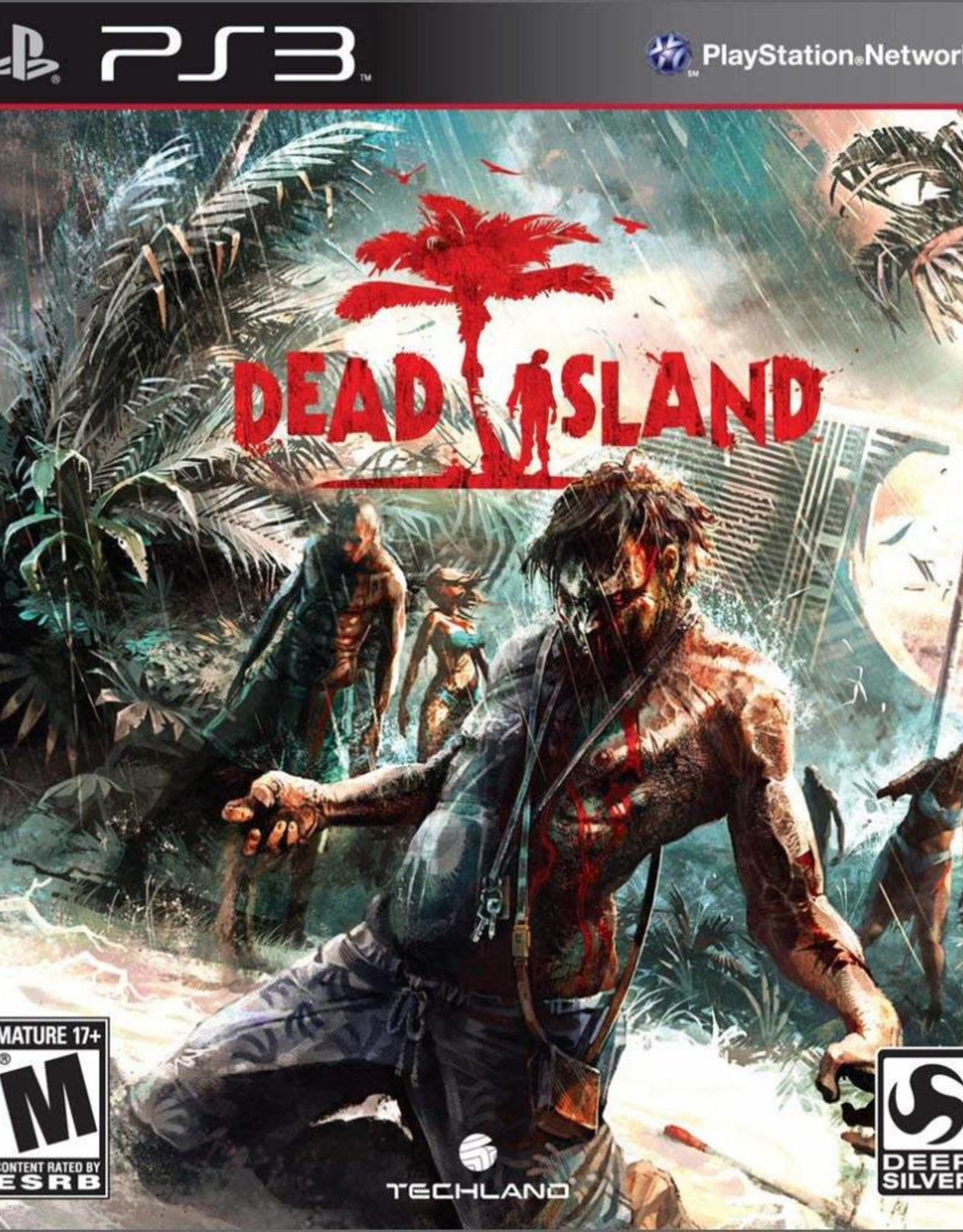 Dead Island - PS3 PrePlayed