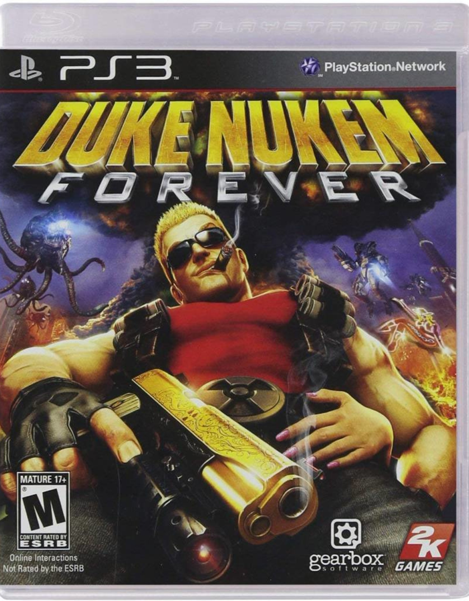 Duke Nukem Forever - PS3 PrePlayed