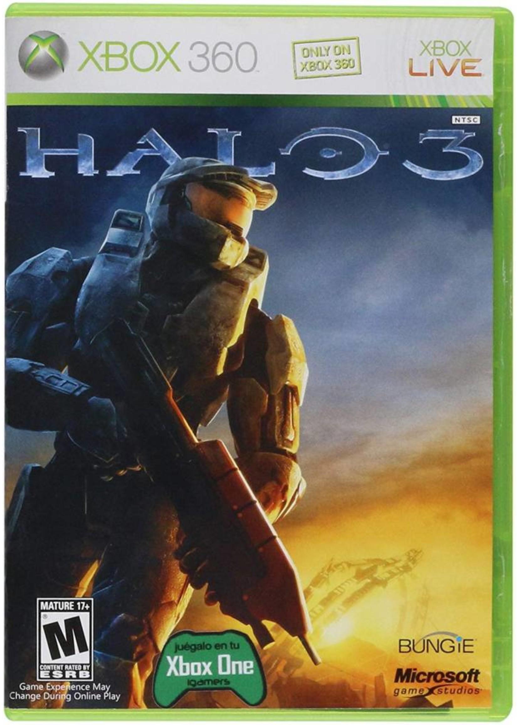 Halo 3 - XB360 PrePlayed
