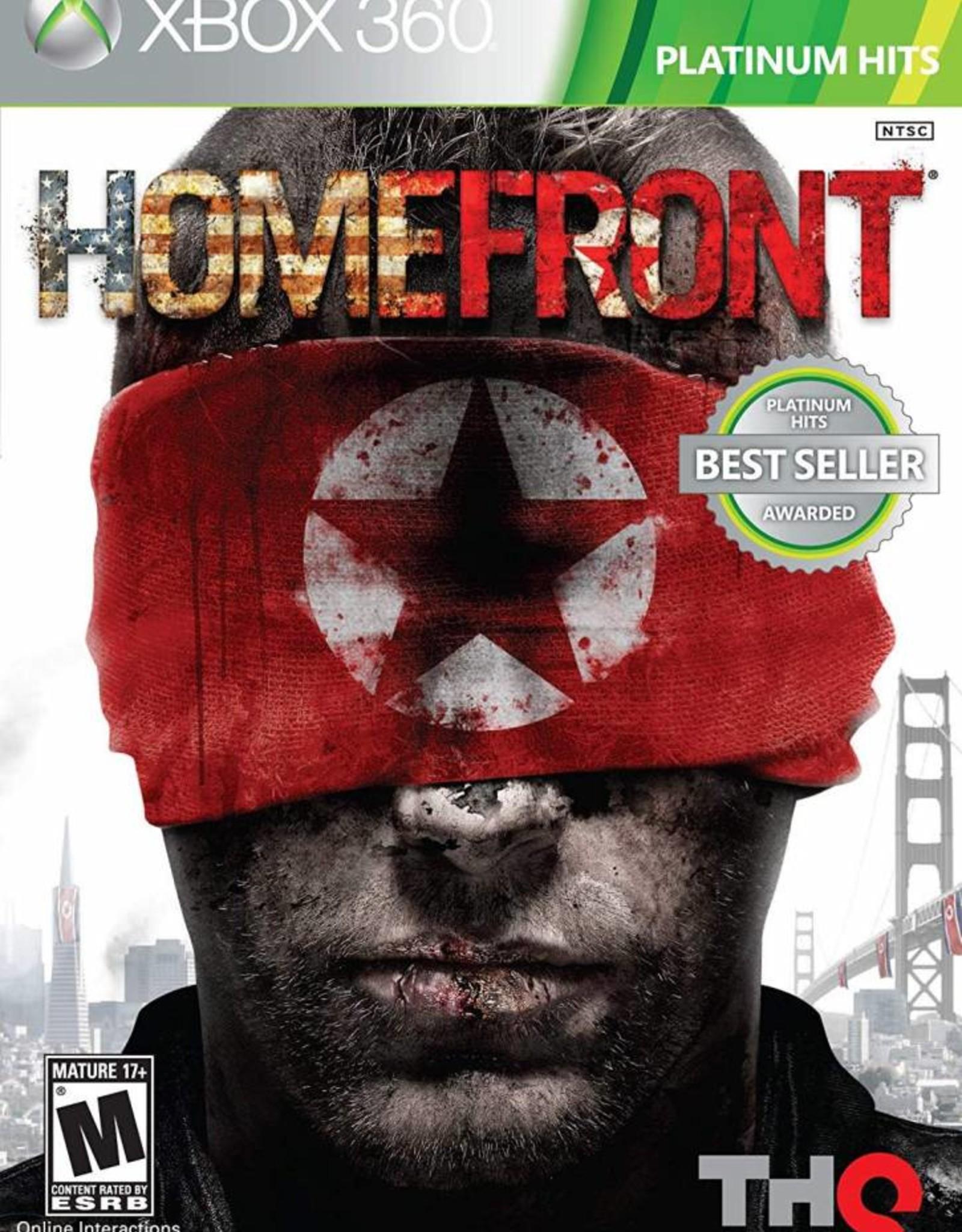 Homefront - XB360 PrePlayed