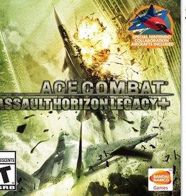 Ace Combat: Assault Horizon - 3DS PrePlayed