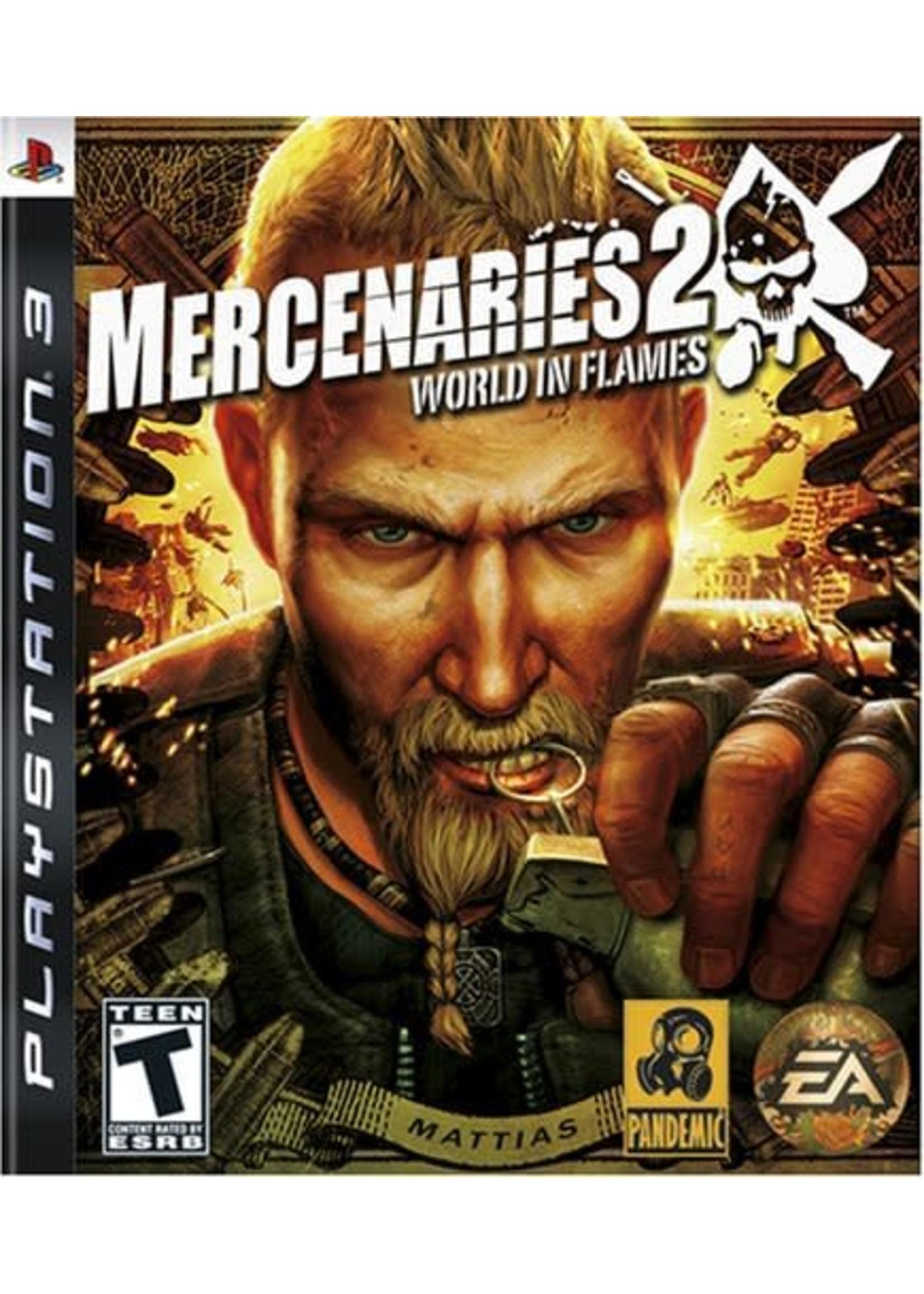Mercenaries 2 - PS3 PrePlayed