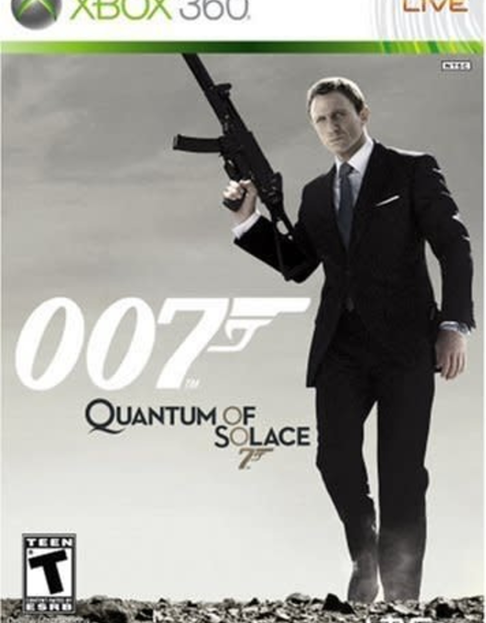 007: Quantum of Solace - XB360 PrePlayed
