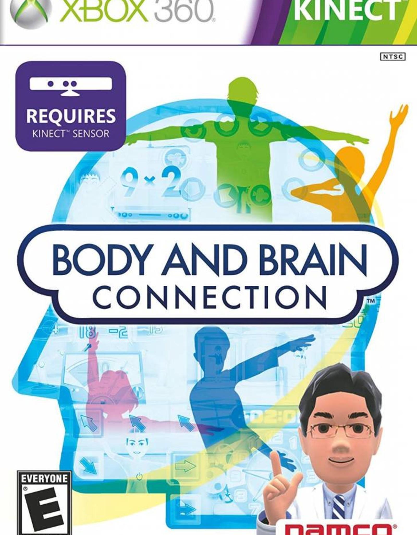 Body and Brain Kinect - XB360 PrePlayed