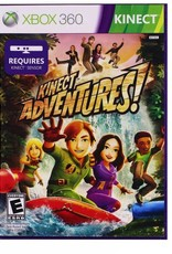 Kinect Adventures - XB360 PrePlayed