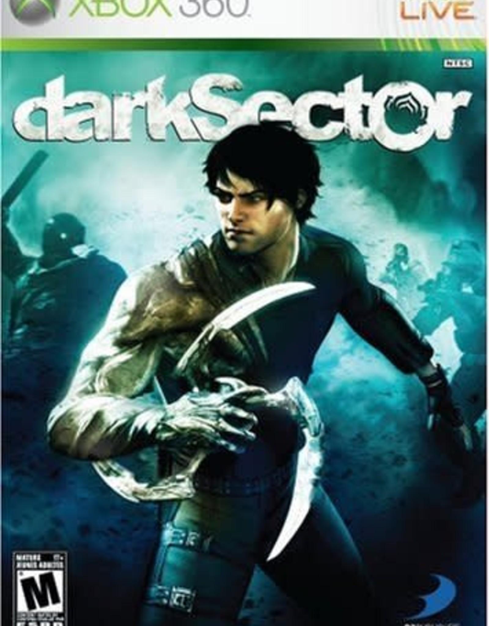 Dark Sector - XB360 PrePlayed