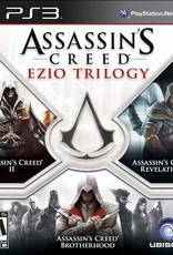 Assassin's Creed Ezio Trilogy - PS3 PrePlayed